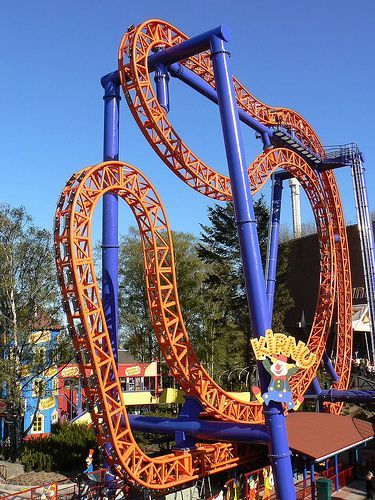thrill tunnel rides | THRILL RIDES: Collecting and Using Data: Introduction