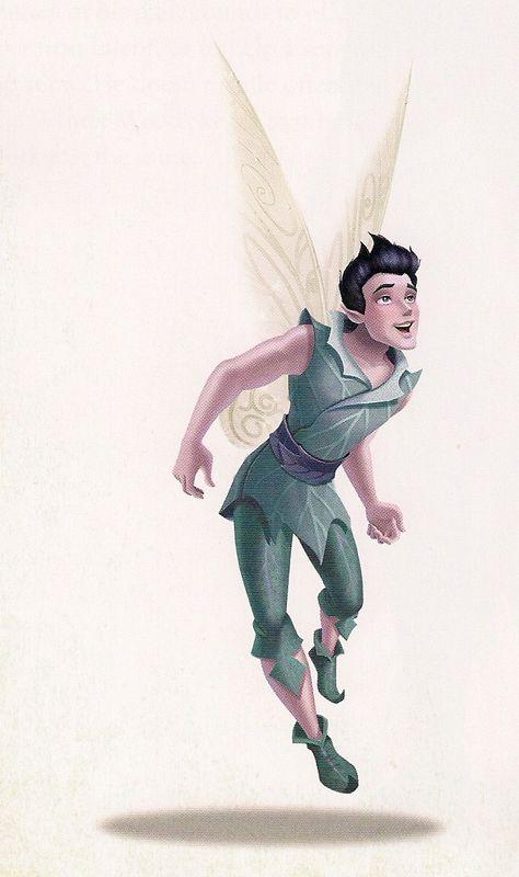 Sled - Disney Fairies Wiki