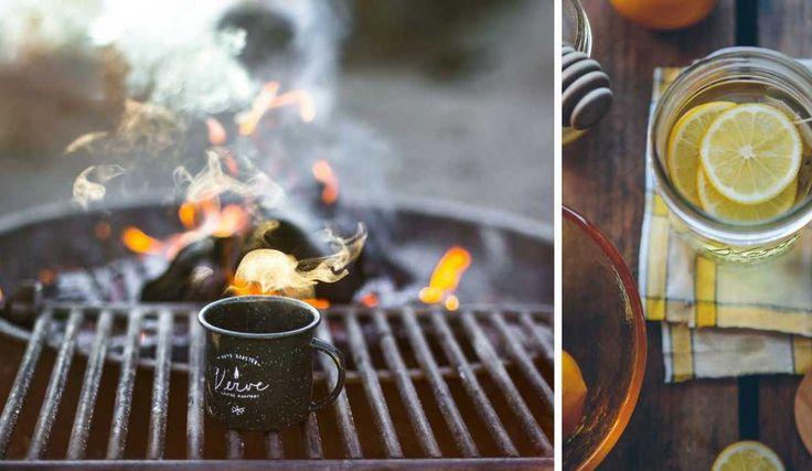 Recipe: Braaied Lemonade & Braaied dessert in a mug
