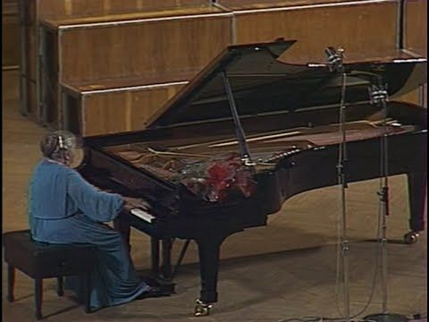 Tatiana Nikolayeva plays Ravel, Scriabin, Borodin, Mussorgsky, Prokofiev...