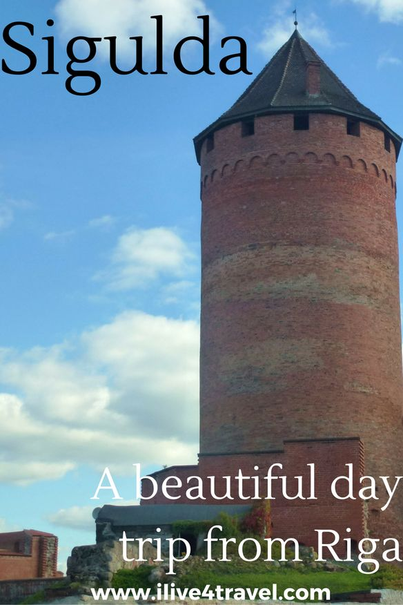 Sigulda - A great day trip from Riga
