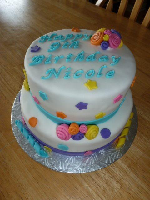 Brunetti S Birthday Cakes