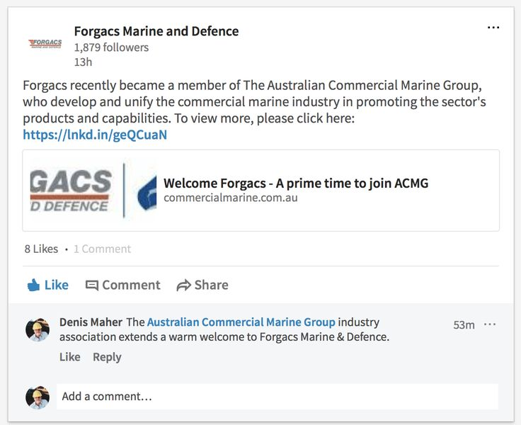 A warm welcome to all new Australian Commercial Marine Group industry association members. Press Release here: https://www.commercialmarine.com.au/news/welcome-forgacs-prime-time-join-acmg/  #industryassociation #marineindustry #defencemaritime #forgacsmarineanddefence #acmg #australiancommercialmarinegroup