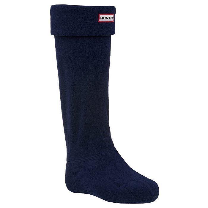 Ocieplacze do kaloszy Hunter Welly Socks Granatowe S23658