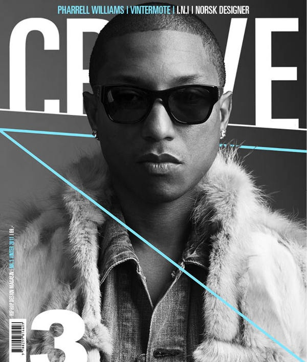 Magazine covers by CRAVE , via Behance