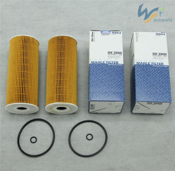 Awesome Amazing 2Pcs Diesel Oil Filter for VW 1.9TDI Beetle Golf Jetta Passat 074115562 2017-18