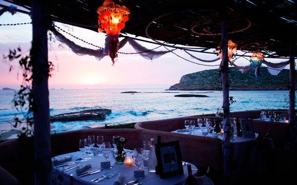 Sunset Ashram - Possibly the best sunset of Ibiza