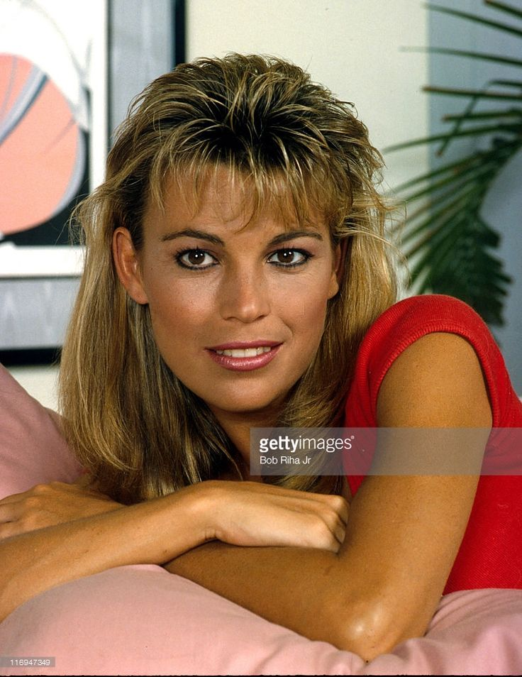 File Photo of Vanna White at her home in Los Angeles, Calif. taken 9/7/85.