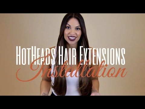 Hot Heads Hair Extention | Project Female
