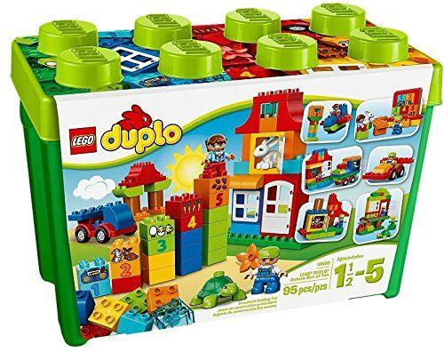 Lego Duplo Briques-mes 1eres Briques-baril - 10580 - Jeu De Construction - Boîte Amusante De Luxe Xl LEGO http://www.amazon.fr/dp/B00I4IXBRY/ref=cm_sw_r_pi_dp_da2jwb1ZBF03M