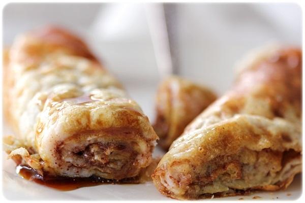Oppskrift - Søte og salte pannekaker