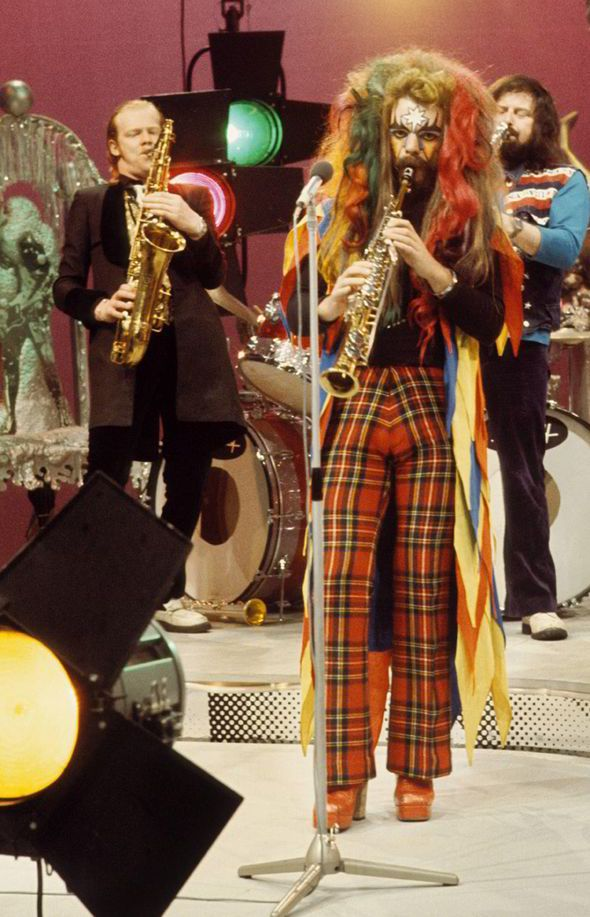 """Wizzard - """"See My Baby Jive""""1973."""