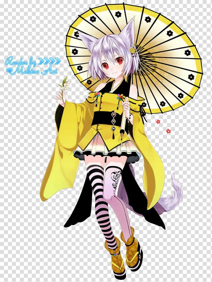 Pin By Nohat On Png Images Transparent Background Female Anime