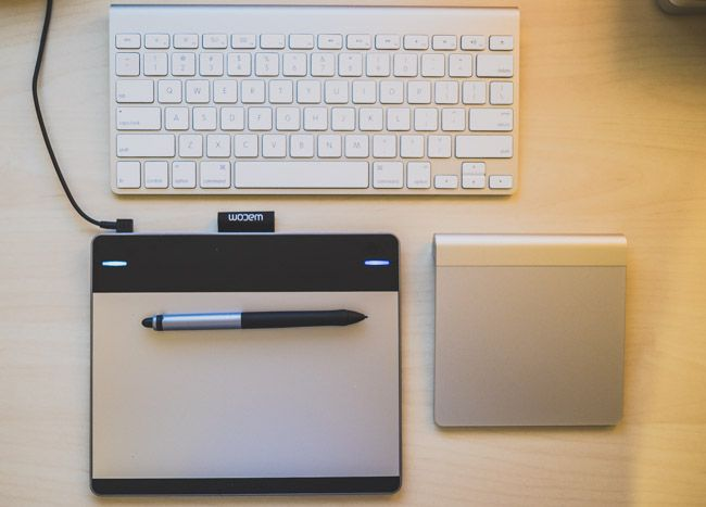 Wacom Intuos Pen & Touch Tablet | Review & Thoughts