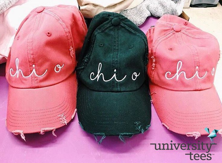 obsessed with distressed | Chi Omega | Made by University Tees | universitytees.com