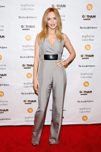 Heather Graham Photos - 24th Annual Gotham Independent Film Awards - Arrivals - Zimbio