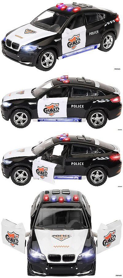 Toy Vehicles 145946: Memtes Electric Police Car Toy For Kids With Flashing Lights And Sirens Sounds, -> BUY IT NOW ONLY: $31.48 on eBay!