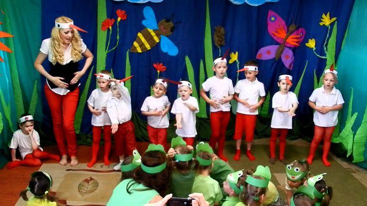 Dzień Rodziny 2012: Żabki i bociany