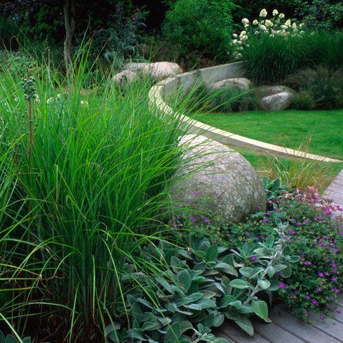 84 best images about informal gardens on pinterest for Informal garden designs