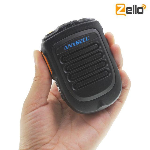 2019 Bluetooth Wireless Speaker Microphone Zello Ptt Bluetooth For
