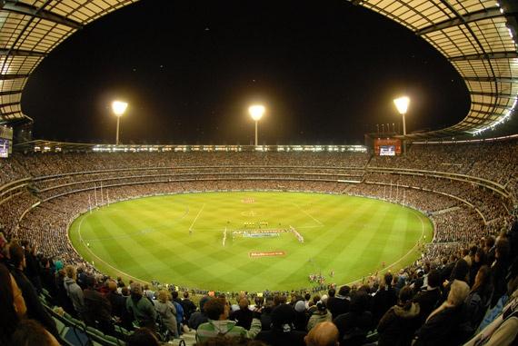 Melbourne Cricket Ground (100'000)