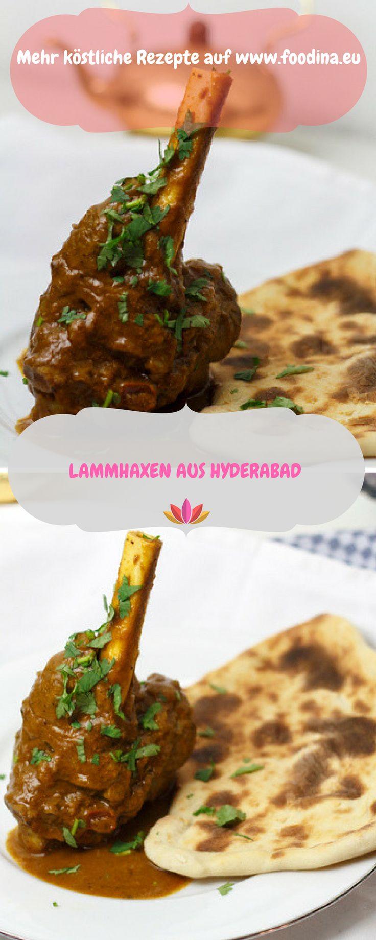 Köstliche indische Lammhaxen - besser geht nicht
