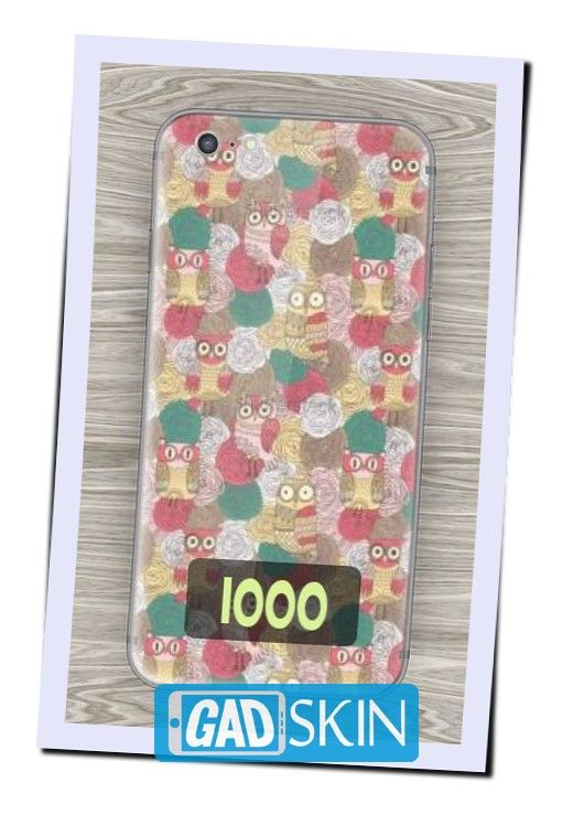 http://ift.tt/2deBMOG - Gambar Owl 1000 ini dapat digunakan untuk garskin semua tipe hape yang ada di daftar pola gadskin.