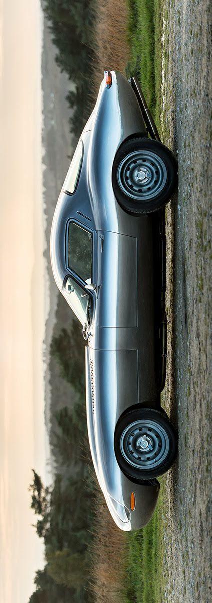 Jaguar E-type low drag by Eagle
