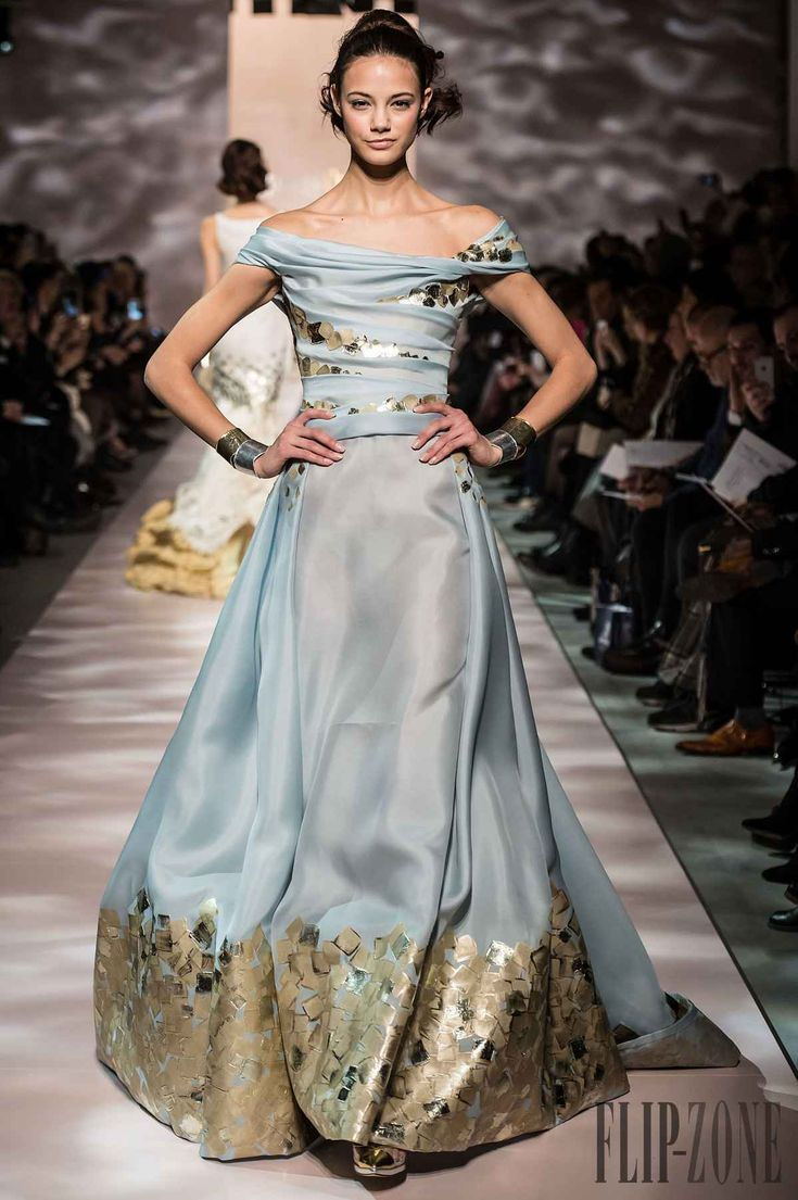 georges chakra frühjahrsommer 2015  couture