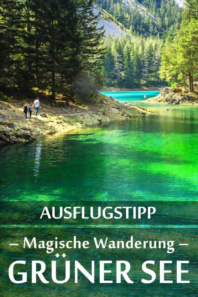 Grüner See: Erfahrungsbericht mit den besten Fotospots sowie allgemeinen Tipps und Restaurantempfehlungen.