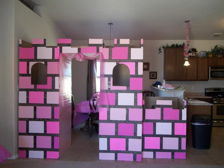 61 best images about cardboard on pinterest diy for Castle made out of cardboard