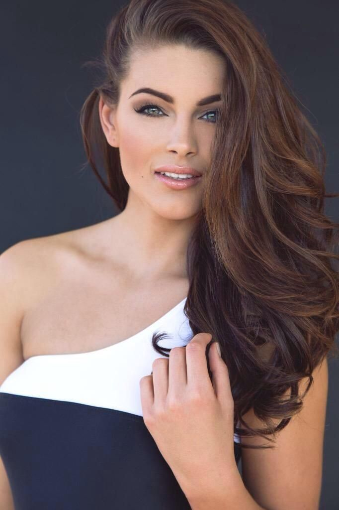 Miss World Rolene Strauss (South Africa)