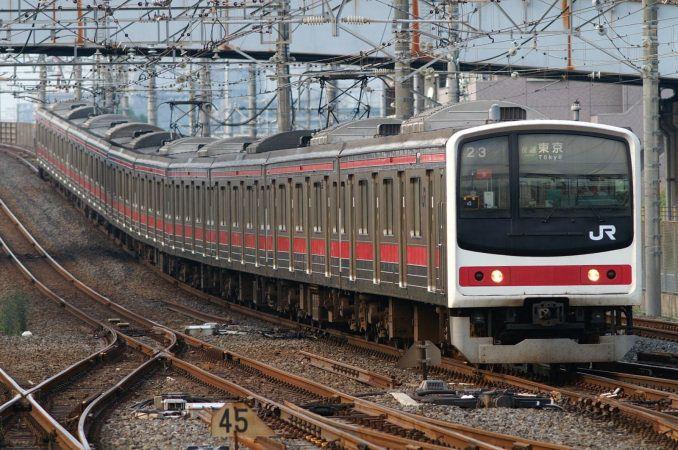 205系通勤形電車 - 日本の旅・鉄道見聞録