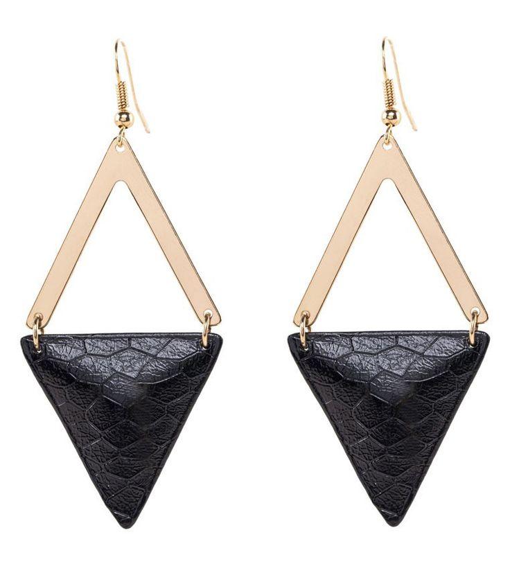 Little Big Thing!  #101000 #earrings #blacks #accs   http://zocko.it/LDtCx