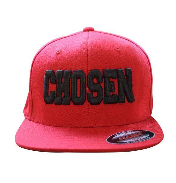 Red Chosen Hat