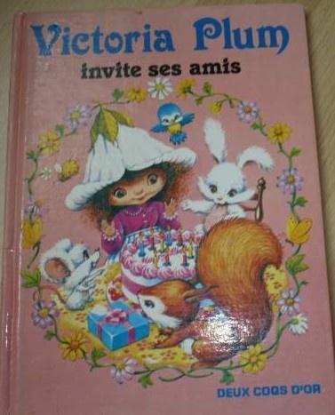 Victoria Plum invite ses amis