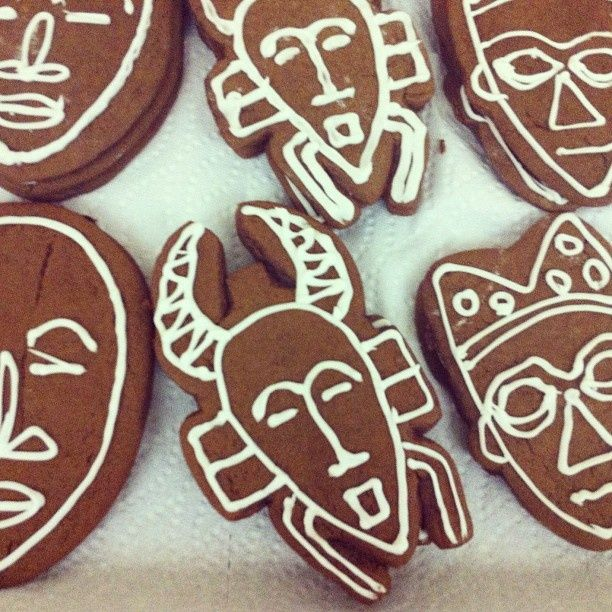 African Cookies for a #quickneasy #fundraisingidea for #SOSAfrica #childrenscharity
