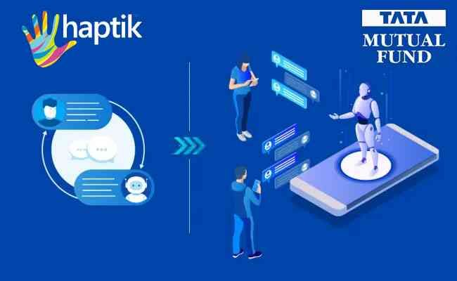 Haptik Recently Developed An Intelligent Virtual Assistant Iva For Tata Mutual Fund With A Scope Of Man Virtual Assistant Technology Magazines Mutuals Funds