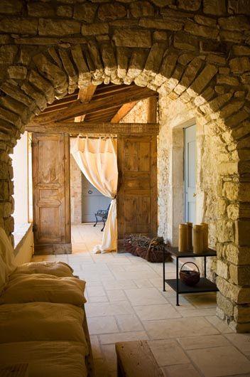 At the foot of the Cevennes in Southern France // aux pieds des Cevennes dans le sud-est de la France