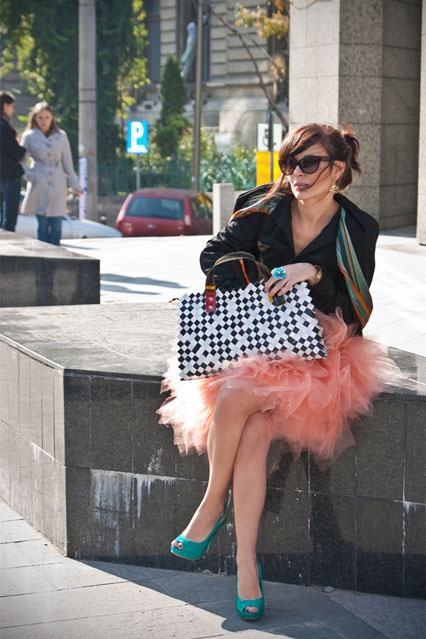 Vogue UK Street Chic
