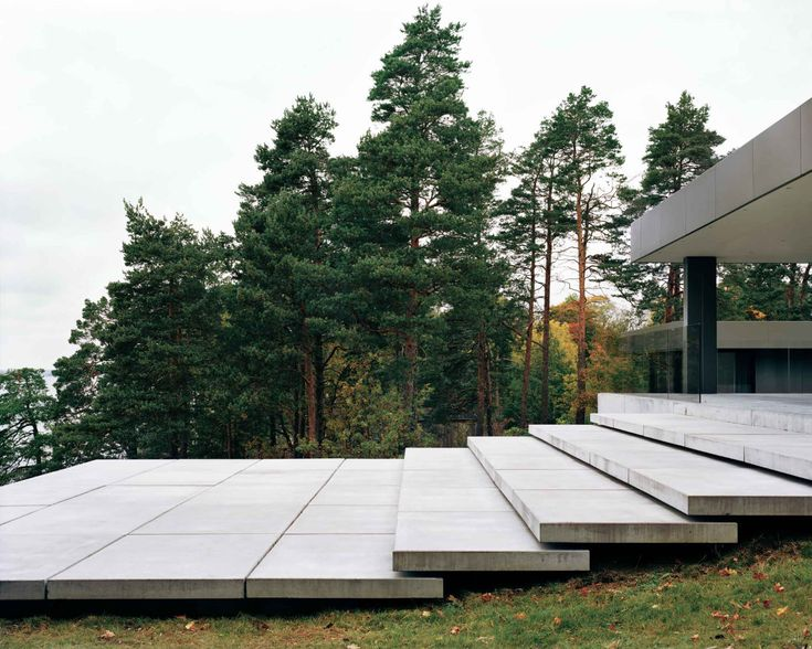 #Architecture in #Sweden - #House by Hermansson Hiller Lundberg Arkitekter