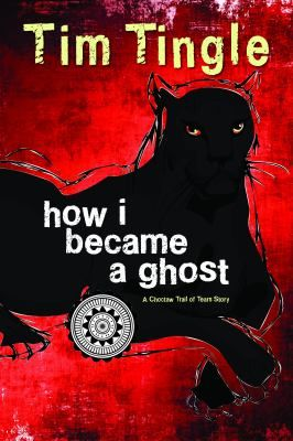 """How I Became a Ghost: A Choctaw Trail of Tears Story"" by Tim Tingle was the 2014 American Indian Youth Literature Award middle school award winner."