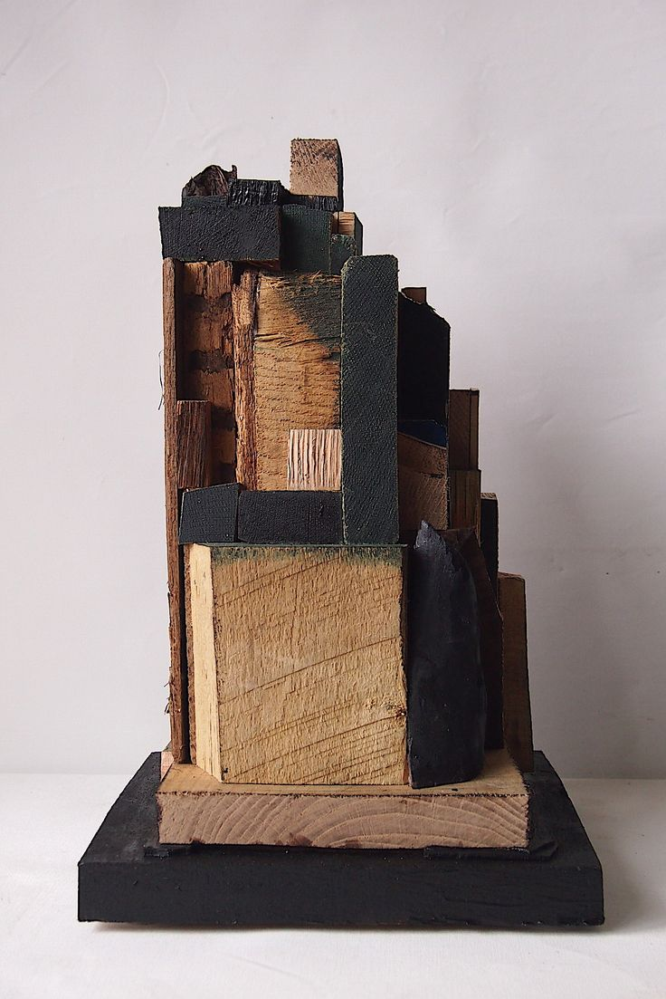 Galvin Harrison Stockade Sculpture No. 14