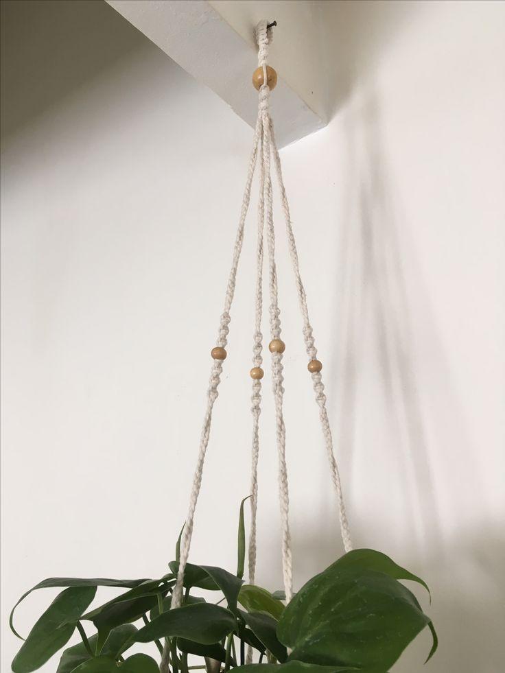 Suspension en macramé bymadjo.com Suspension plante suspension pour plantes