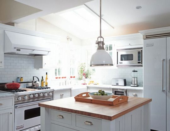43 best images about white appliances on pinterest stove for Viking kitchen designs