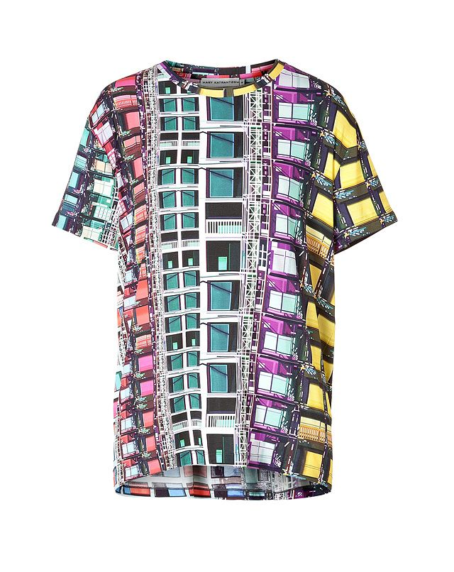 ERNO T-shirt by Mary Katrantzou from stylebop.com $352