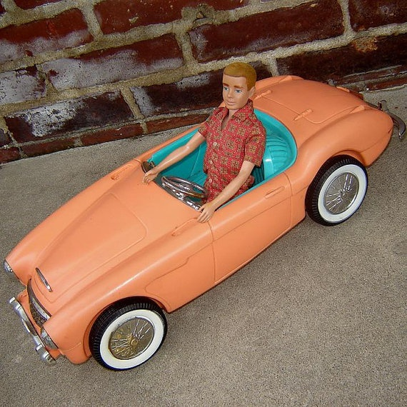 35 Best Images About Barbie Cars On Pinterest