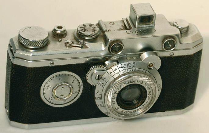 Canon – Kwanon (1934)