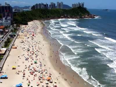 Apartamento Temporada Guaruja Praia Do Tombo Aluguel