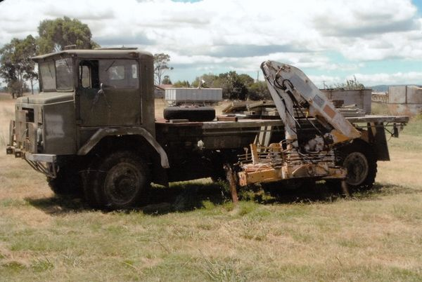 FOR SALE:1973 INTERNATIONAL ACCO   for $7,500 Or Nearest Offer. Located in Dirranbandi QLD.  Contact  for more details.